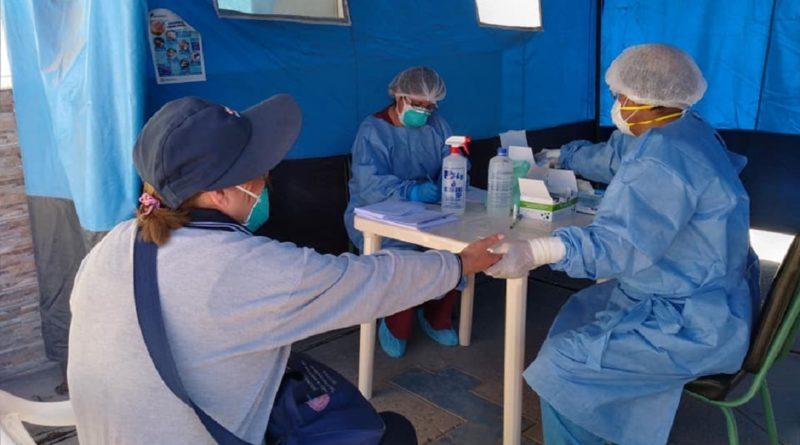 Reporte N° 69 de GERESA se elevaron a 477 los casos de Coronavirus en Moquegua