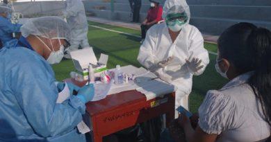 Se elevan a 541 casos de Coronavirus en Moquegua según reporte de GERESA N° 73