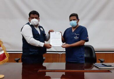 CAMBIO DE DIRECTOR EN EL HOSPITAL REGIONAL DE MOQUEGUA