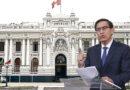 Debate en el Congreso de vacancia al presidente Martín Vizcarra. (VIDEO)
