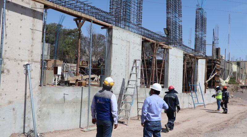 GORE Moquegua ejecuta construcción de almacén especializado de medicamentos para la Región