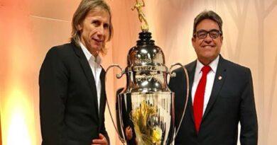 José Ríos podría ser presidente de la Federación Peruana de Fútbol