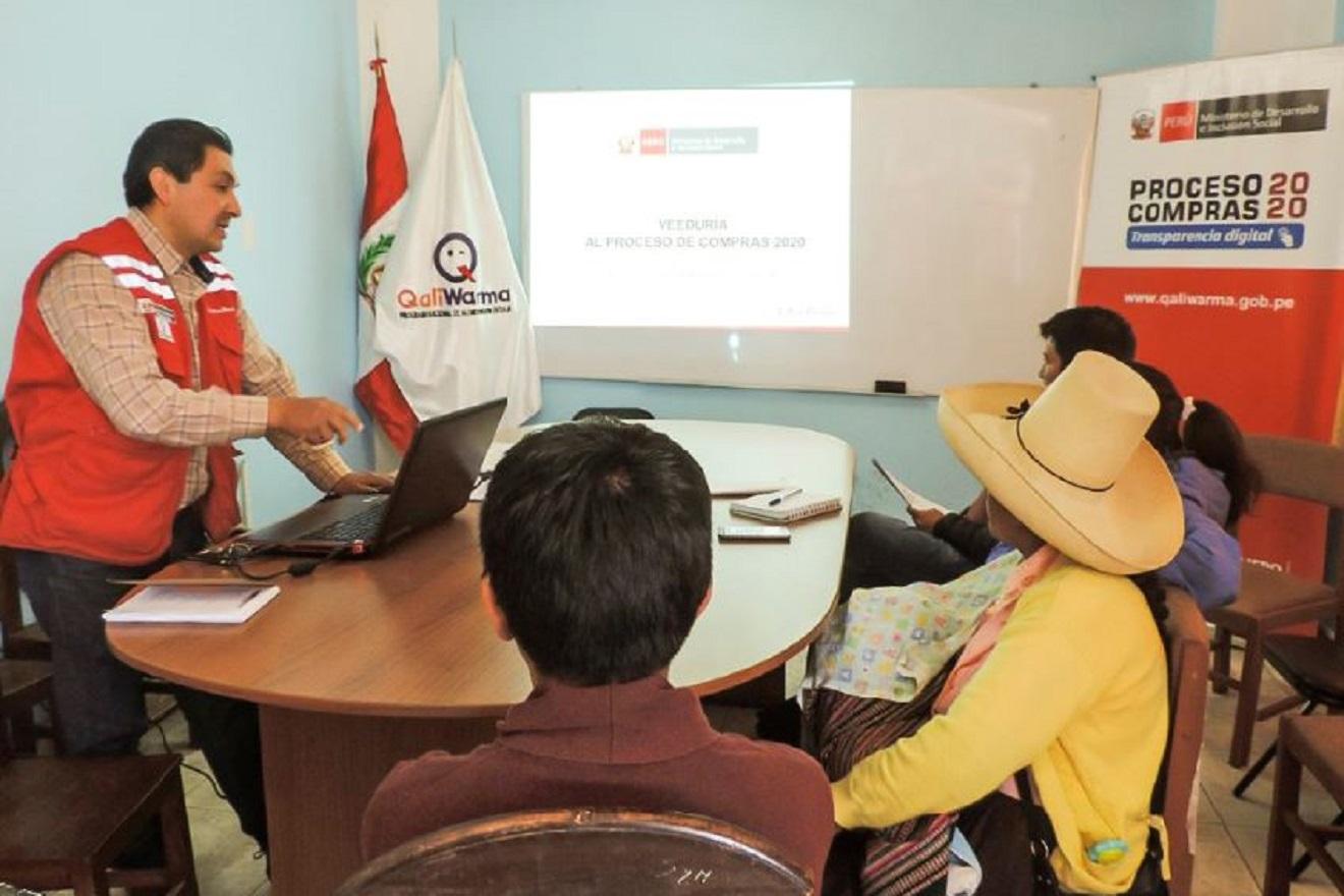 La Red Amachay alcanzó primer lugar del rubro Adultos Mayores en la categoría Inclusión Social del Premio Buenas Prácticas en Gestión Pública