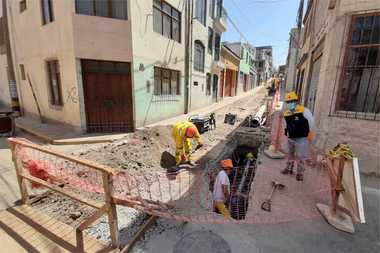 Municipalidad implementa plan temporal de cierre de vías para Ejecución de Obras en el cercado de la ciudad