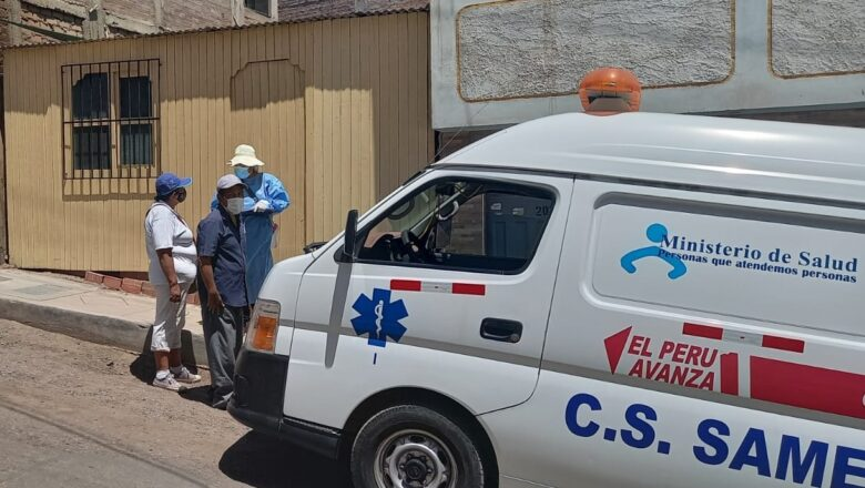 Equipos de Intervención Integral continúan con la vigilancia epidemiológica en todo el ámbito regional