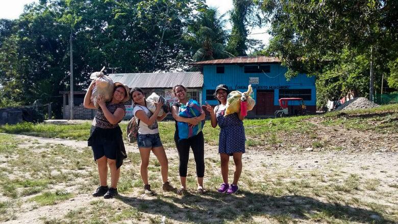 Talentos sanmarquinas forman líderes en comunidades campesinas del Lago Chinchaycocha