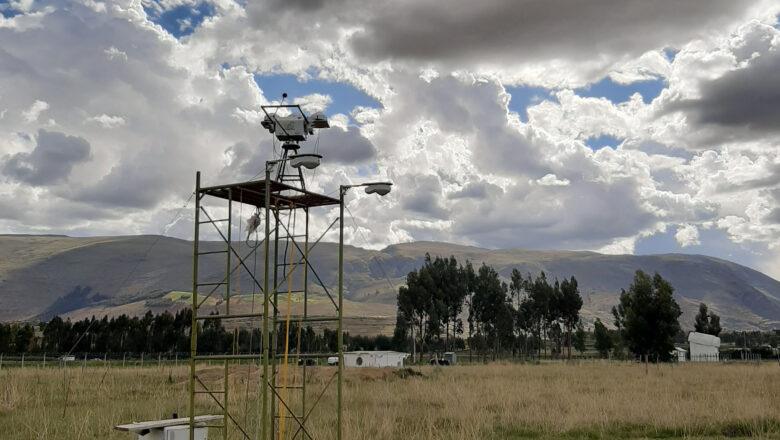 IGP desarrolla tecnología propia para  estudiar origen y procesos de las lluvias