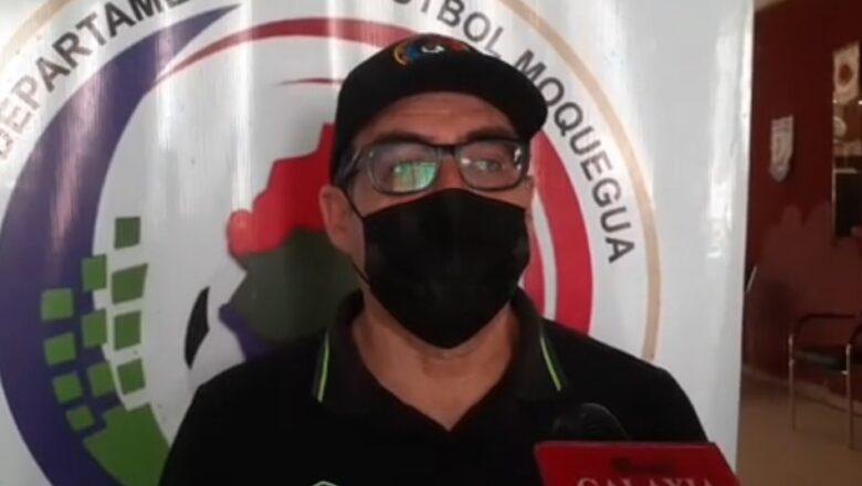"""José Ríos: """"Pronto habrá novedades, se está trabajando para lograr una Villa Deportiva en Moquegua"""". (VIDEO)"""